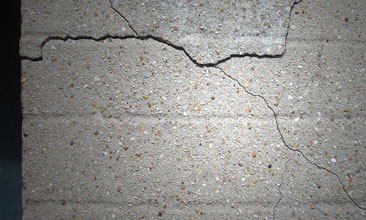 Concrete Crack Repair Grand Rapids Michigan