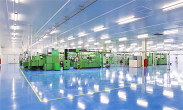Industrial Epoxy Flooring Grand Rapids Michigan