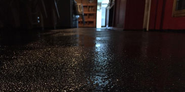 Rubberized Floor Coating