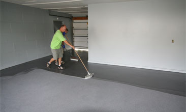 Garage Floor Repair Epoxy