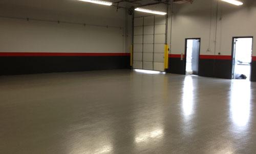 Professional Epoxy Floor Coating