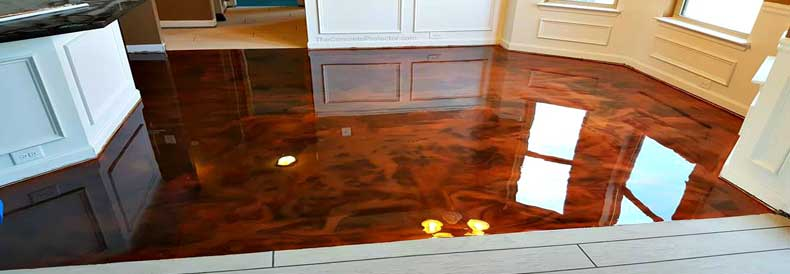 Metallic Epoxy